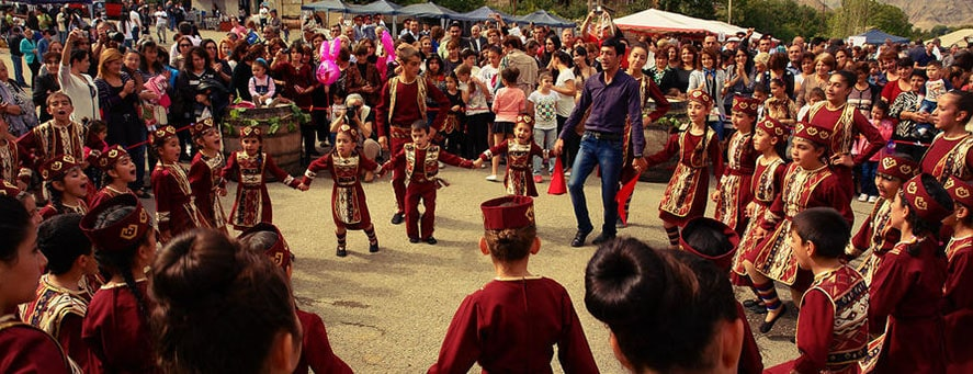 Фестиваль вина Арени