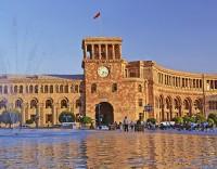 Republic Square of Armenia