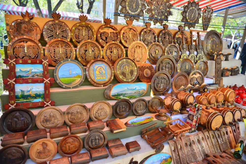 What to buy from Yerevan?