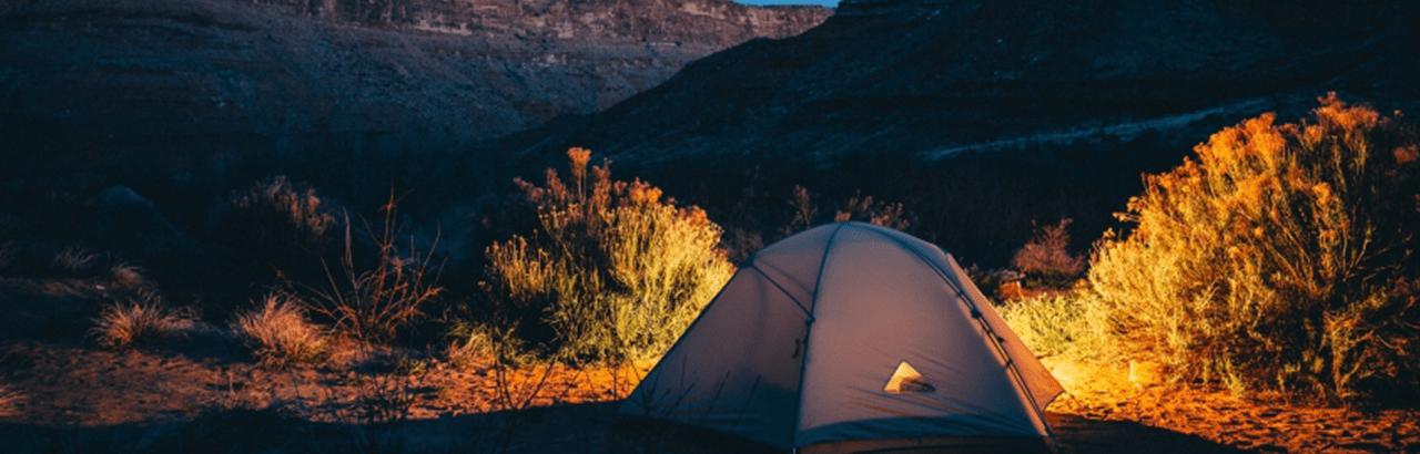 Camping in Armenia