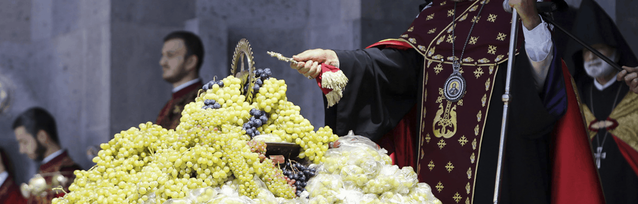 Grape Blessing Day