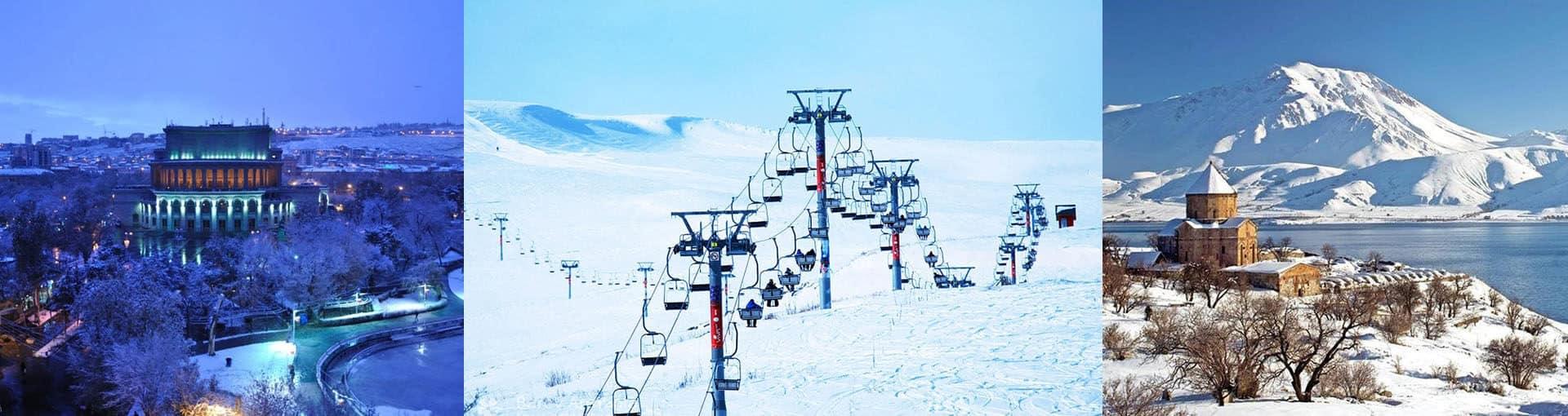 5 unique winter adventures to have in Armenia