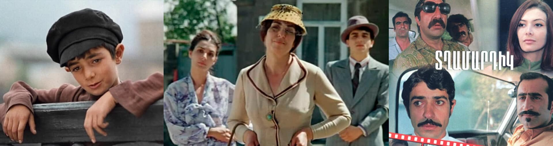 The best Armenian movies. 12 Old and New films you must watch