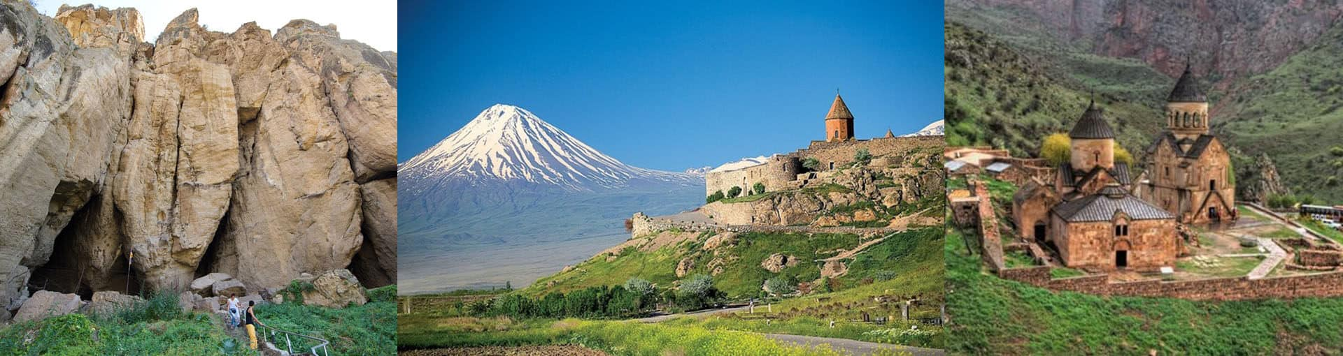 Знакомство с Арменией: с Хор Вирапа до Нораванка