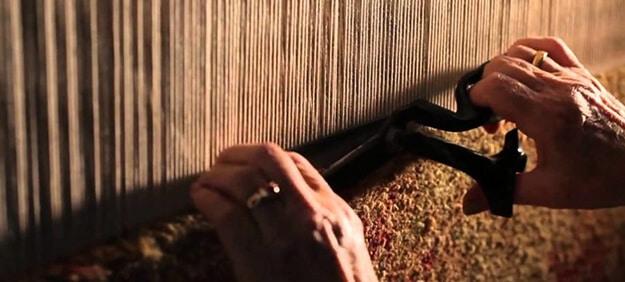 rug-making