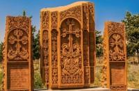Khachkar Cross-stone