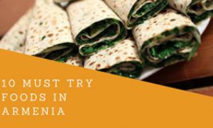 Что попробовать в армении: национальные блюда