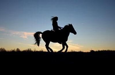 Riding in Armenia