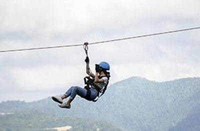 Zipline in Armenia
