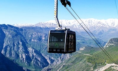 The World's  Longest Ropeway