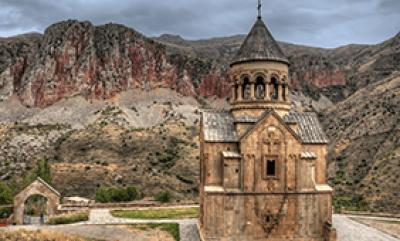 Historical sights of  Armenia