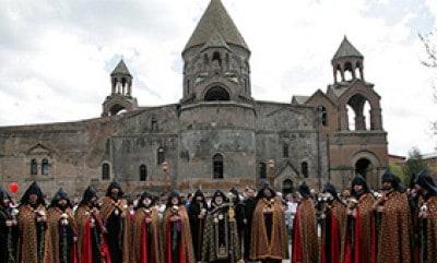 Religion in Armenia