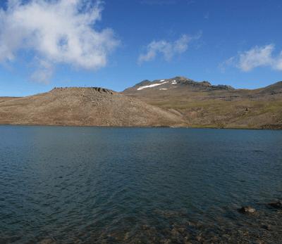 Lakes in Armenia