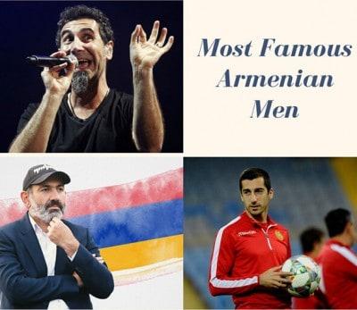most-famous-armenian-men