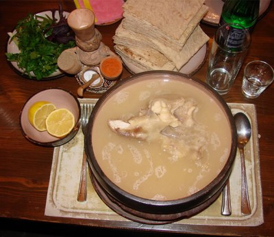 Khash - The King of Armenian Winter Table