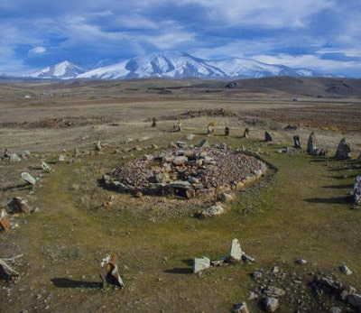 Армянский Стоунхендж - Зорац Карер