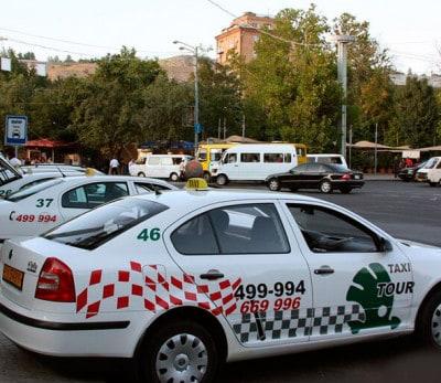 Taxi in Armenia
