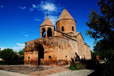 shoghakat-church