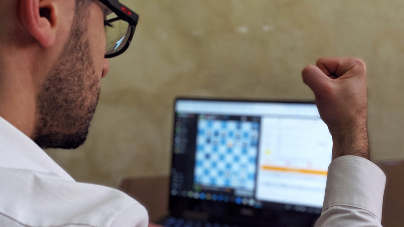 Golden Method to Increase Online Rating in Chess