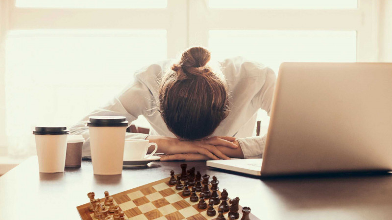 Stop Playing Chess When Your Body Doesn't Want To