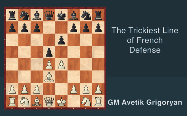 8. The Trickiest Line of French Defense