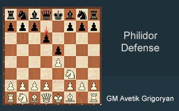 14. Philidor Defense
