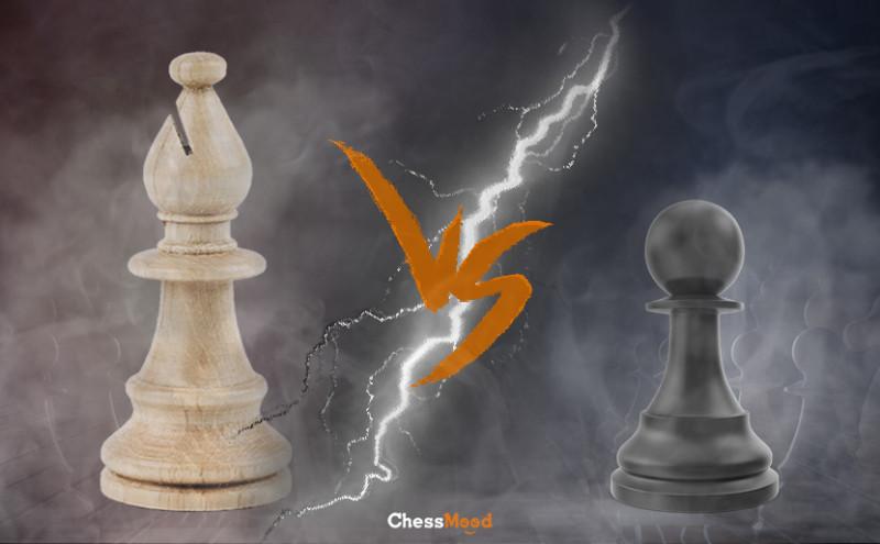 Bishop vs Pawn