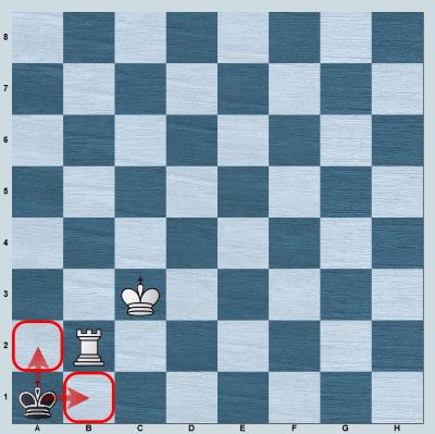 Position after 2.Rb2 Stalemate