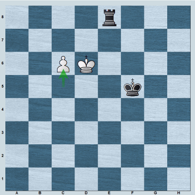 Position after 3.c6