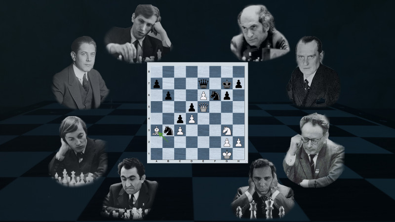 Why It's a Must to Study Classical Chess Games