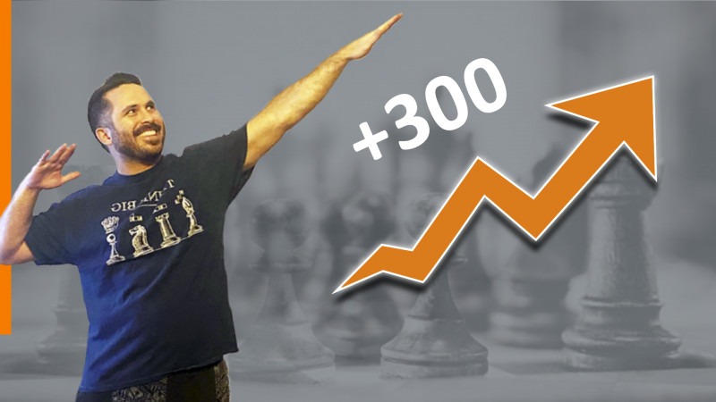 +300 Points in Six Months