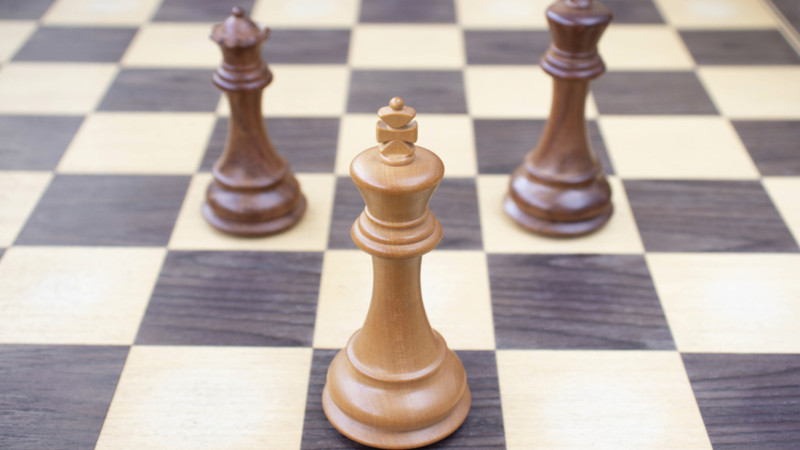 Stalemate – Your Faithful Friend in Lost Positions