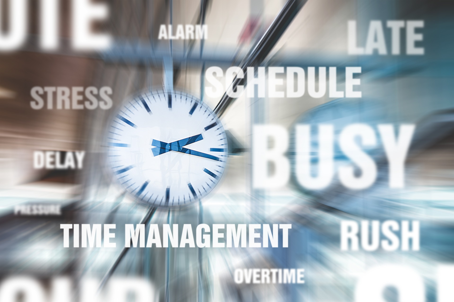 Webinar: Time Management