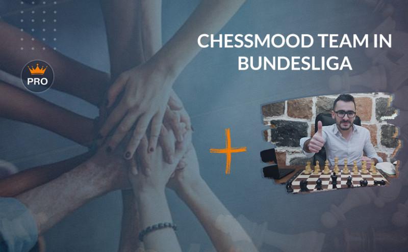 ChessMood team in Bundesliga
