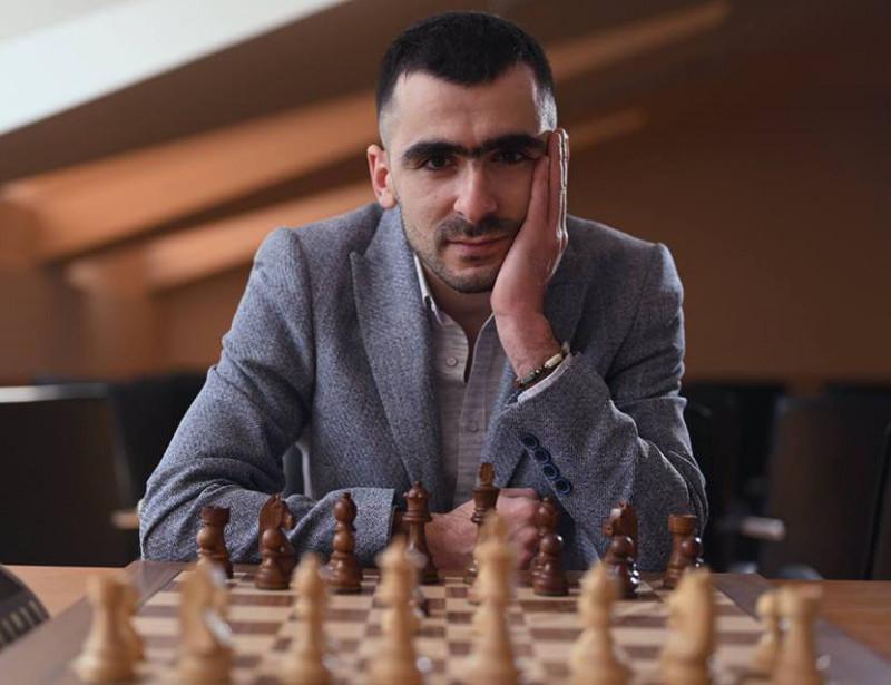 GM Avetik Grigoryan