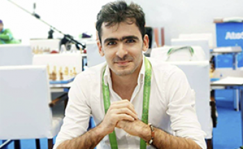 Simul Game with GM Grigoryan