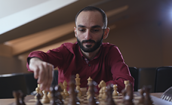 Simul Game with GM Samvel Ter-Sahakyan