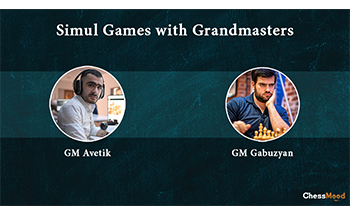BLACK FRIDAY! Simul Game with GM Gabuzyan and GM Avetik with LIVE Comments
