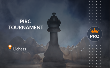 Closed tournament for ChessMood PRO Members